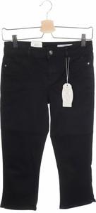 Czarne jeansy Esprit w street stylu