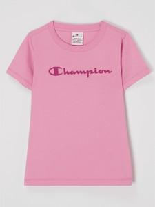 Bluzka dziecięca Champion z bawełny