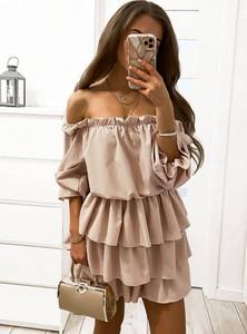 Sukienka Pakuten w stylu casual hiszpanka