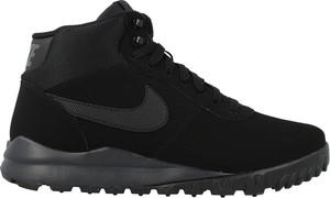 Czarne buty Nike w stylu casual