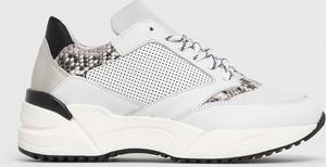 Buty sportowe Wojas sznurowane w sportowym stylu