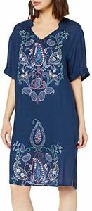 Sukienka amazon.de w stylu casual prosta mini