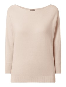Różowy sweter More & More