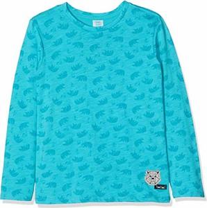Niebieska koszulka dziecięca Tuc Tuc