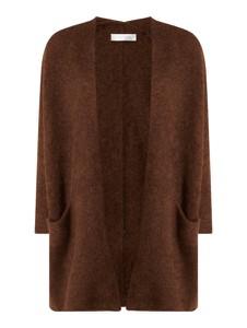 Brązowy sweter Joseph Janard z wełny w stylu casual