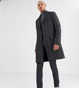 Płaszcz męski Asos Design z wełny