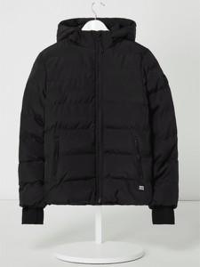 Czarna kurtka dziecięca Cars Jeans dla chłopców
