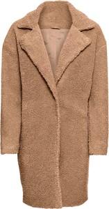 Brązowy płaszcz bonprix BODYFLIRT