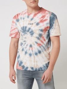 T-shirt Review z bawełny z krótkim rękawem