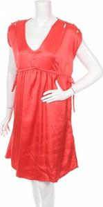 Czerwona sukienka Mama Licious mini