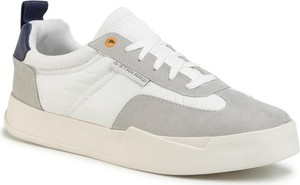 G-Star RAW Sneakersy Rackam Dommic D16807-A598-B387 Biały