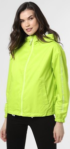 Zielona kurtka Armani Exchange krótka w stylu casual