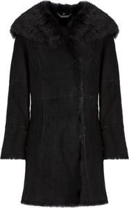 Czarny płaszcz UGG Australia