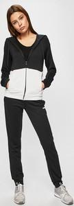 Bluza Adidas z dzianiny krótka