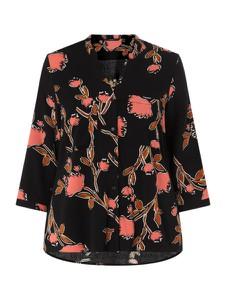 Bluzka Vero Moda z długim rękawem w stylu casual
