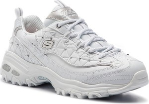 Sneakersy Skechers w sportowym stylu sznurowane