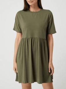 Sukienka Noisy May w stylu casual z krótkim rękawem z bawełny