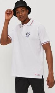 Koszulka polo Prosto. z krótkim rękawem