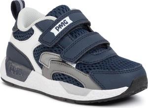 Niebieskie buty sportowe dziecięce Primigi