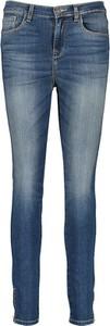 Niebieskie jeansy LTB w stylu casual z bawełny