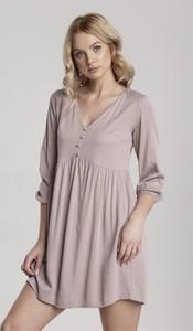 Sukienka Renee z dekoltem w kształcie litery v oversize
