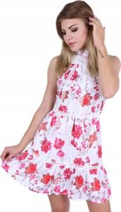 Sukienka Inna mini bez rękawów