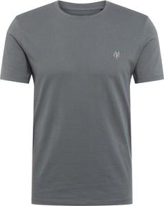 d72e1910be11 Niebieski t-shirt Marc O Polo z krótkim rękawem w stylu casual