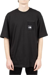T-shirt The North Face w stylu casual z bawełny