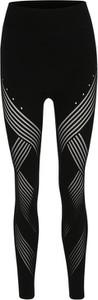 Czarne legginsy Adidas Performance