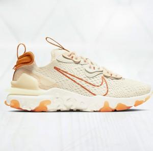 Buty sportowe Nike na platformie sznurowane