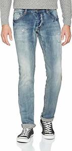 Niebieskie jeansy Inside
