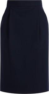 Granatowa spódnica Marella