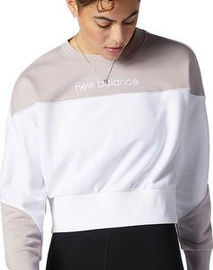 Bluza New Balance w sportowym stylu z polaru