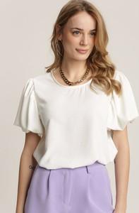 Bluzka Renee z krótkim rękawem