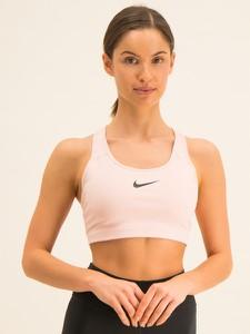 Różowy biustonosz Nike