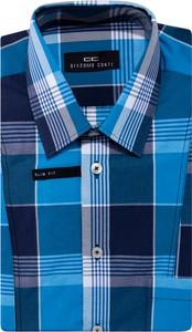 Koszula Giacomo Conti z bawełny z krótkim rękawem