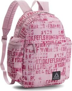 Różowy plecak Reebok