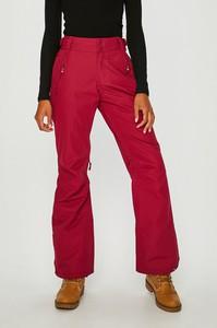 Czerwone spodnie sportowe Roxy