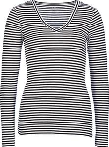 Bluzka Gap z bawełny w stylu casual