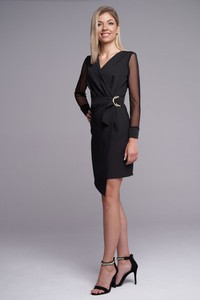 Czarna sukienka Ella Boutique
