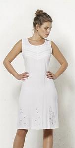 Sukienka Coline z okrągłym dekoltem mini
