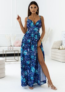 Sukienka Latika kopertowa maxi