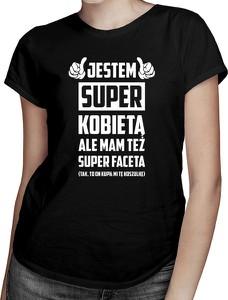 T-shirt Koszulkowy w młodzieżowym stylu