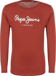 Bluzka dziecięca Pepe Jeans z bawełny