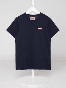 Koszulka dziecięca Levis Kids z bawełny