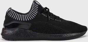 Czarne buty sportowe Kazar Studio sznurowane