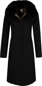 Płaszcz Silvian Heach z wełny w stylu casual