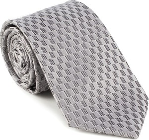 Srebrny krawat Wittchen