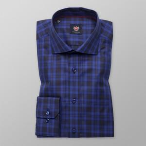 Niebieska koszula Willsoor z długim rękawem w stylu casual
