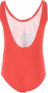 Czerwony strój kąpielowy Moschino